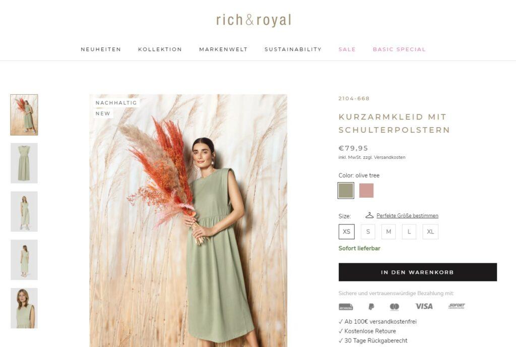 Rich & Royal Produktbild