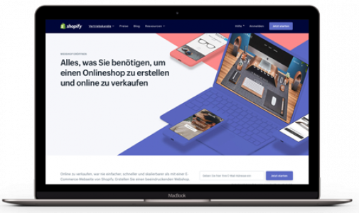 Shopify Agentur eCommercely