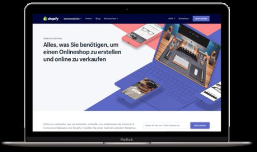 Shopify Agentur in der Nähe von Mannheim, Kaiserslautern und Frankfurt