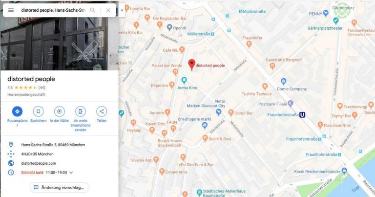 Google My Business für Onlineshop Betreiber nutzen